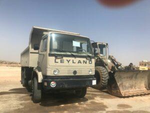 FILS Leyland automotive Tender