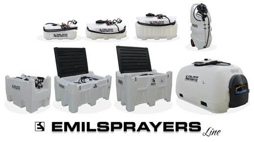 Cleaning and Disinfectant Sprayers
