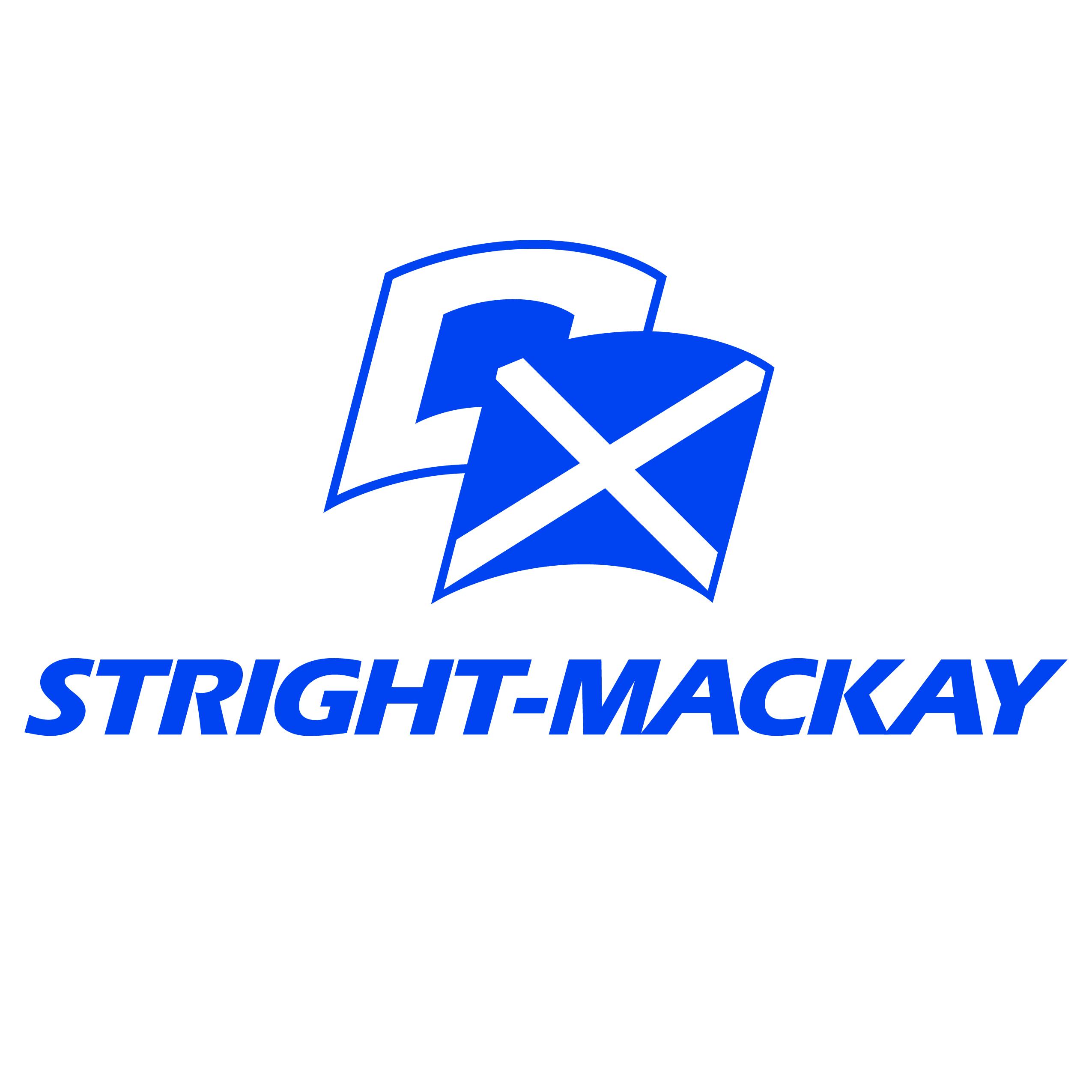 Stright Mackay Logo_Stacked blue