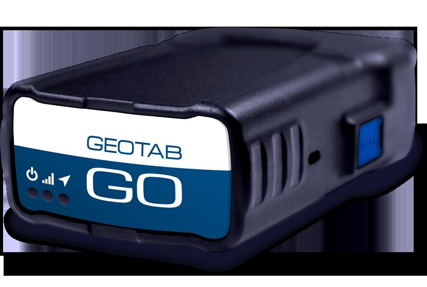 Geotab-device
