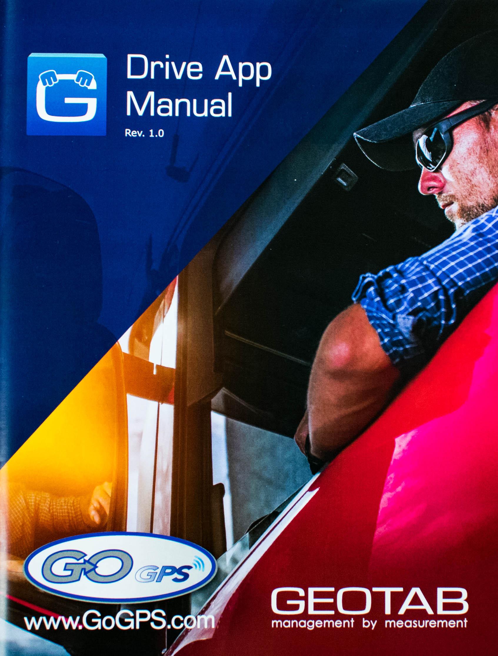 Drive App Manual