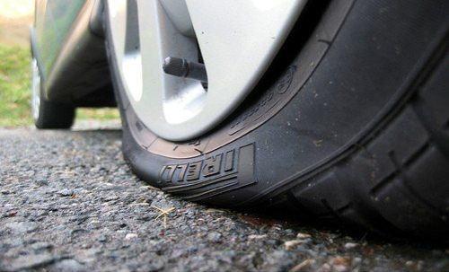 Tire Pressure and Temperature Monitoring