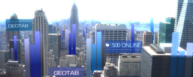 Geotab doubles down on data services