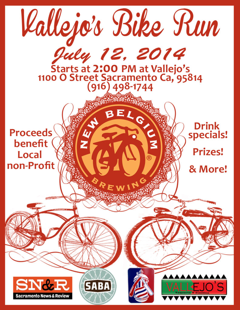 BIKE RUN FLYER