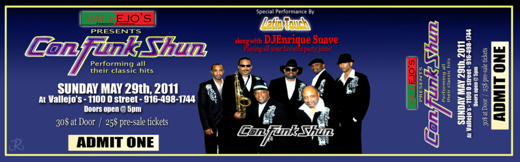 confunkshun ticket