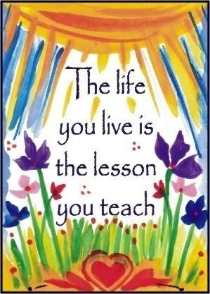 life you live