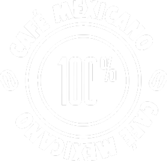 sello cafe19 mexicano