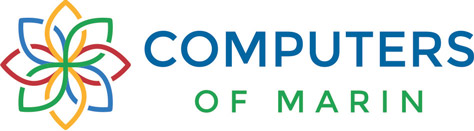 Computers of Marin Logo