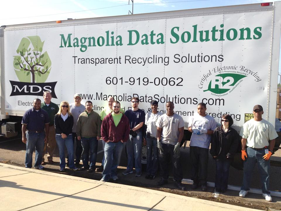 Transparent Recycling Solutions - Jackson Mississippi