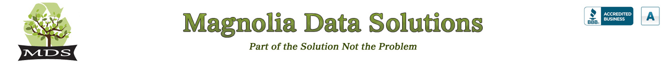 Magnolia Data Solutions Logo
