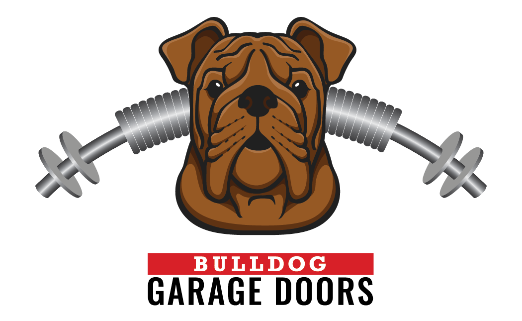 Bulldog Garage Doors Logo