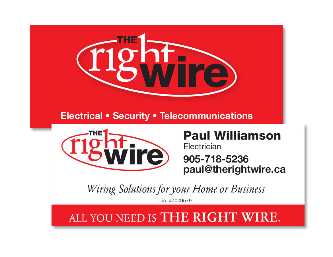 The Right Wire