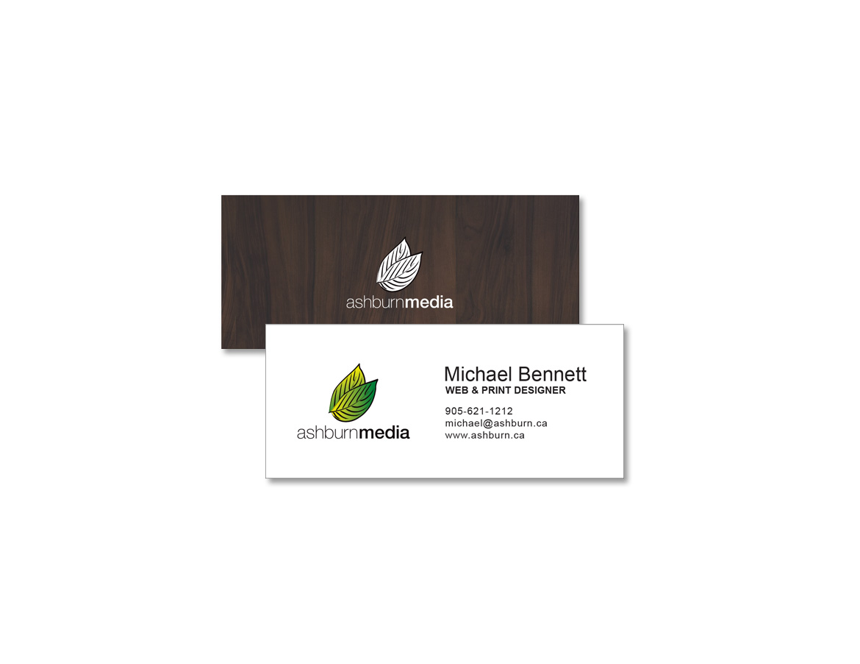 Ashburn Media Business Card