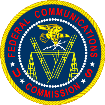 Seal of the United States Federal Communicatio...