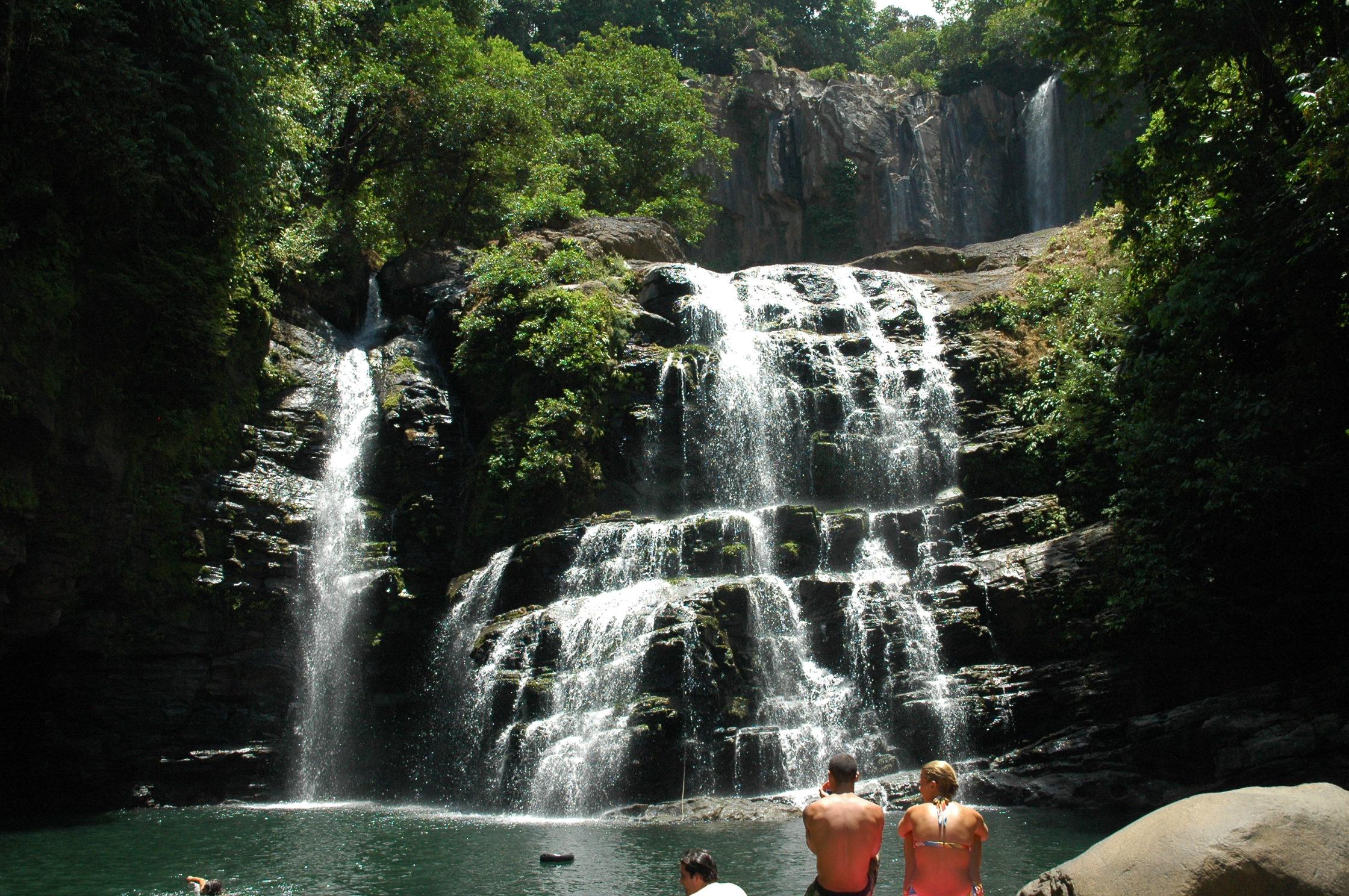 nauyaca waterfall activity uvita