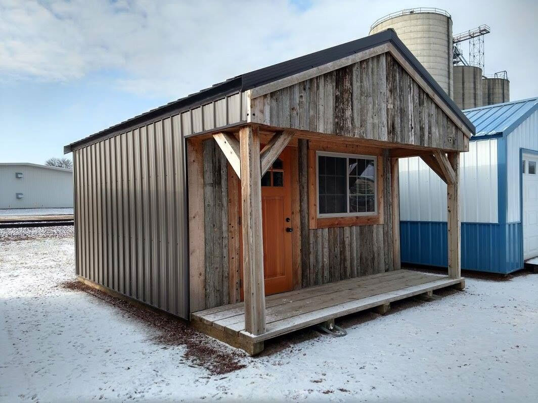 Swede's Buildings - Outdoor Living Shed