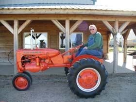 Swede's Story - Tractor in Sanborn MN