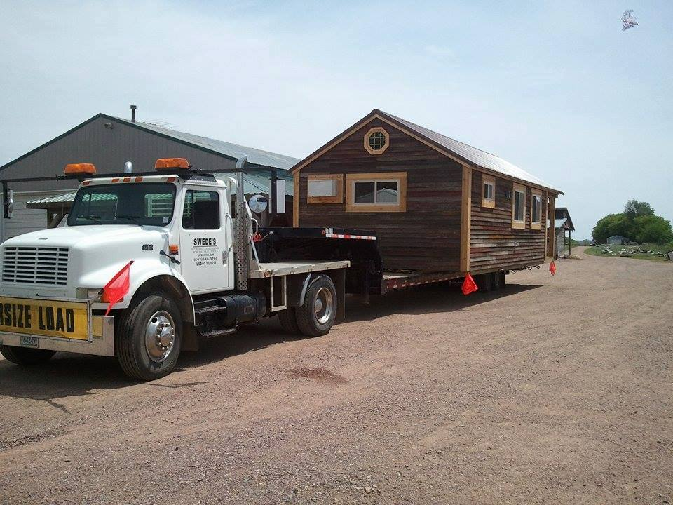 Swedes Buildings Delivery