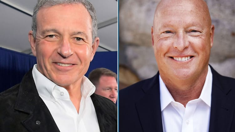 Disney's CEO change makes sense as the company pivots to streaming, where consumers pay directly