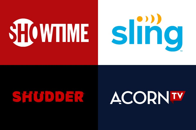 The Streaming Services You Can Watch for Free While You're Stuck Inside