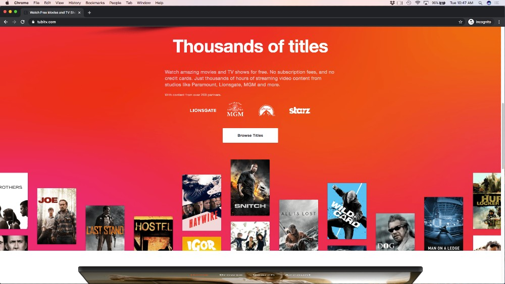 Free streaming service you haven't heard of boasts 25M subscribers