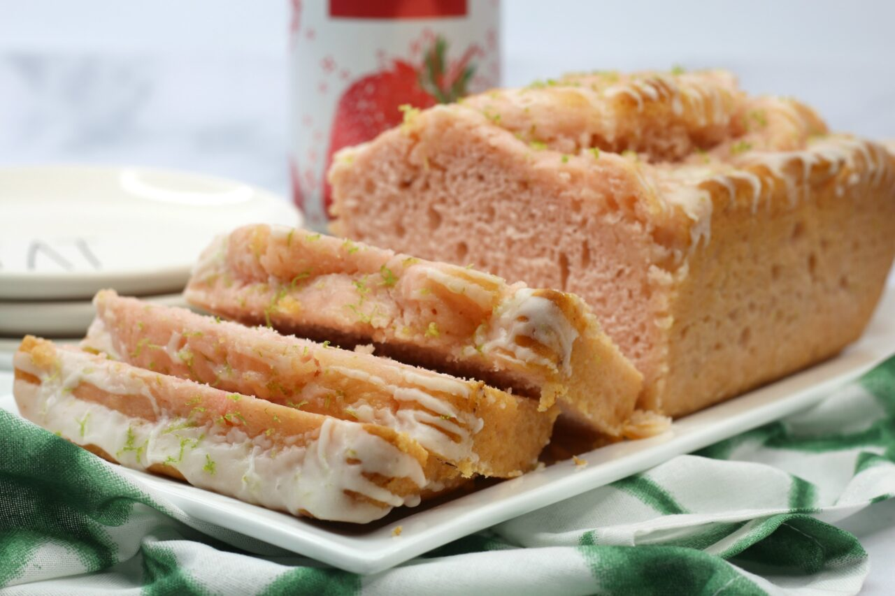 Bud Light Strawberita Beer Bread