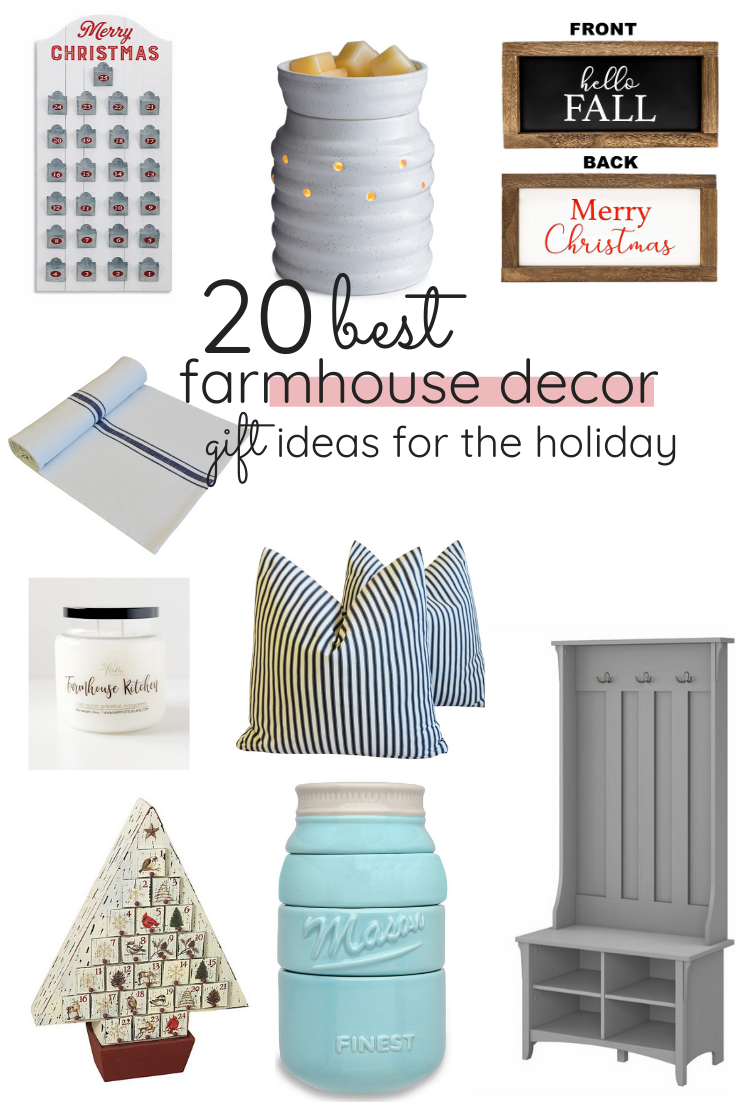 Farmhouse Finds Perfect For The Holiday