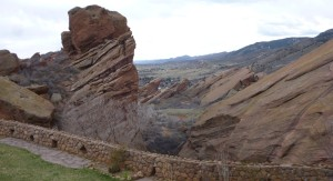 Red Rocks Amphitheatre ...there's nothing like it in the world.