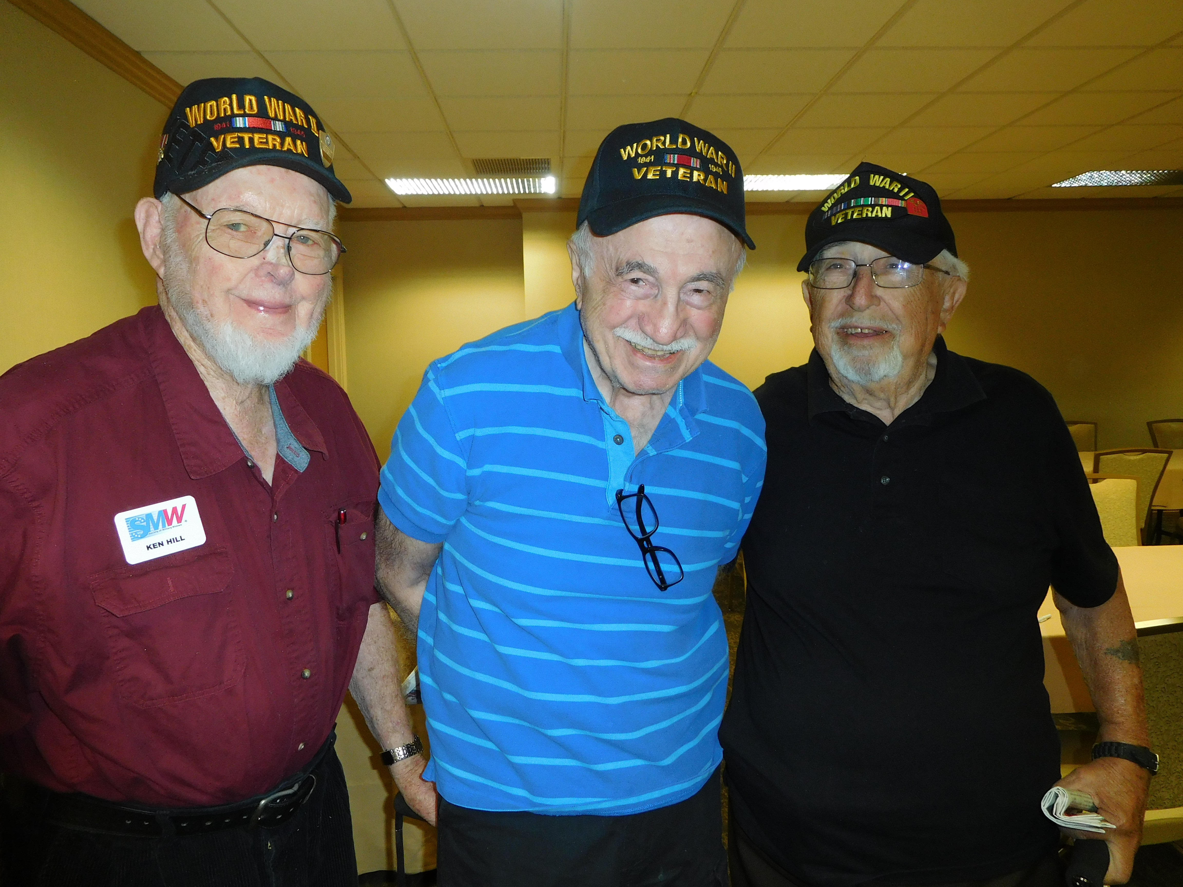 Some of our WWII Heroes