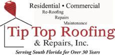 Tip Top Roofing & Repairs Inc.