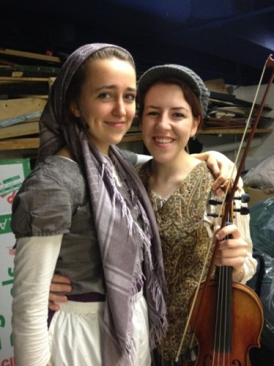 Chava and the Fiddler, Fiddler on the Roof