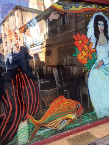 Rue des Rosiers