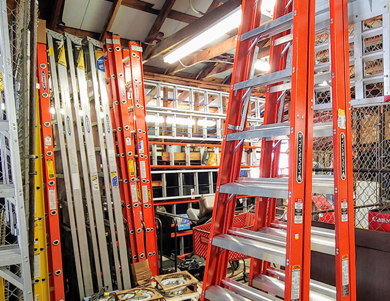 ladder supply hardware store florida