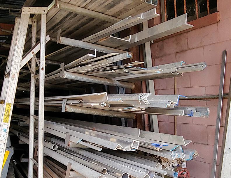 metal structure hardware store cocoa beach florida