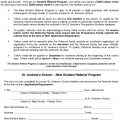 New Student Referral FORM