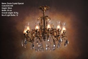 Georgette Antiques | Egypt | Chandeliers | Classic - French antiques