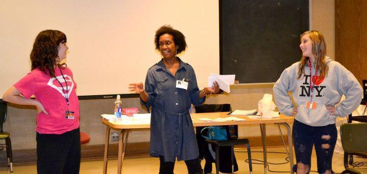 Diana Elizabeth Jordan workshop