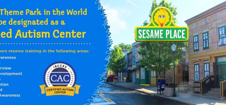 Sesame Place Certified for Autistic Children