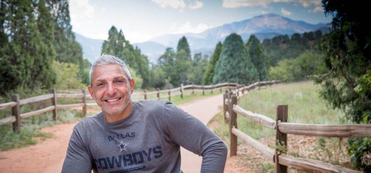 Gabriel Cordell Rolls Pikes Peak