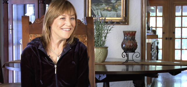 Geri Jewell in HBO's Deadwood Movie