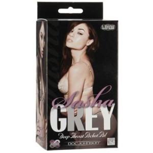 Sasha Grey Deep Throat Pocket Pal