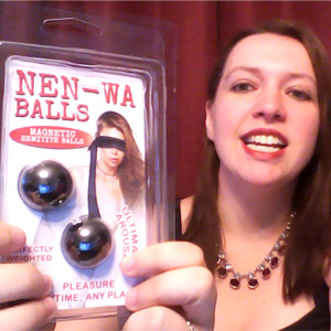 Amazing Kegel Muscles With Nen Wa Magnetic Kegel Balls