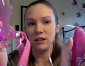Toy Reviewer Pearl On The Original Venus Butterfly