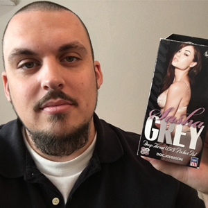 Sasha Grey Deep Throat Pocket Pal: Male Masturbator That Feels Like Sasha's Mouth