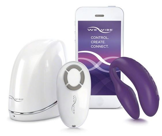 luxury sex toy, We-Vibe 4 Plus