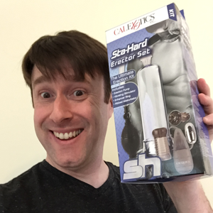Sta-Hard Erector Set Review From One Of Our Best Sex Toy Reviewer, Phil