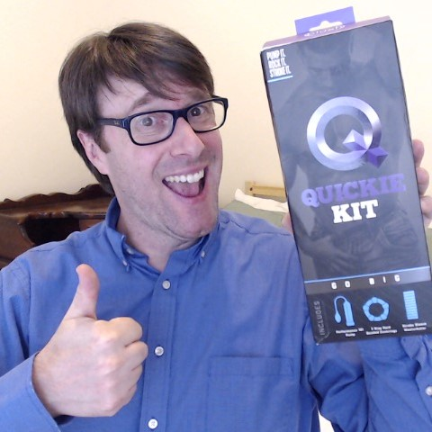 Quickie Kit – Go Big   4.8 Out of 5 Stars Penis Pump and Male Toy Kit Review
