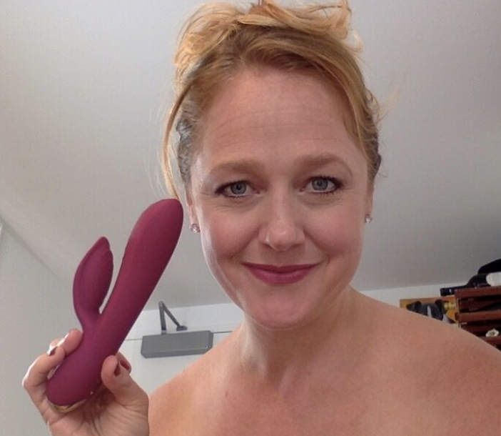 Rocks-off Everygirl Rabbit Vibrator from Adam & Eve   4.7 Out of 5 Stars Rabbit Vibrator Review