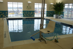 Sankey Pools (JSAquatics)  - Hotel Pool