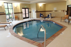 Sankey Pools (JSAquatics)  - Indoor Pool